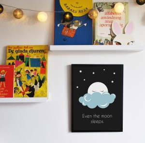 Poster barnrum