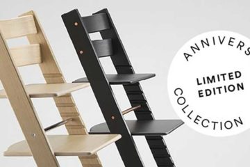 Stokke Tripp Trapp Anniversary Collection