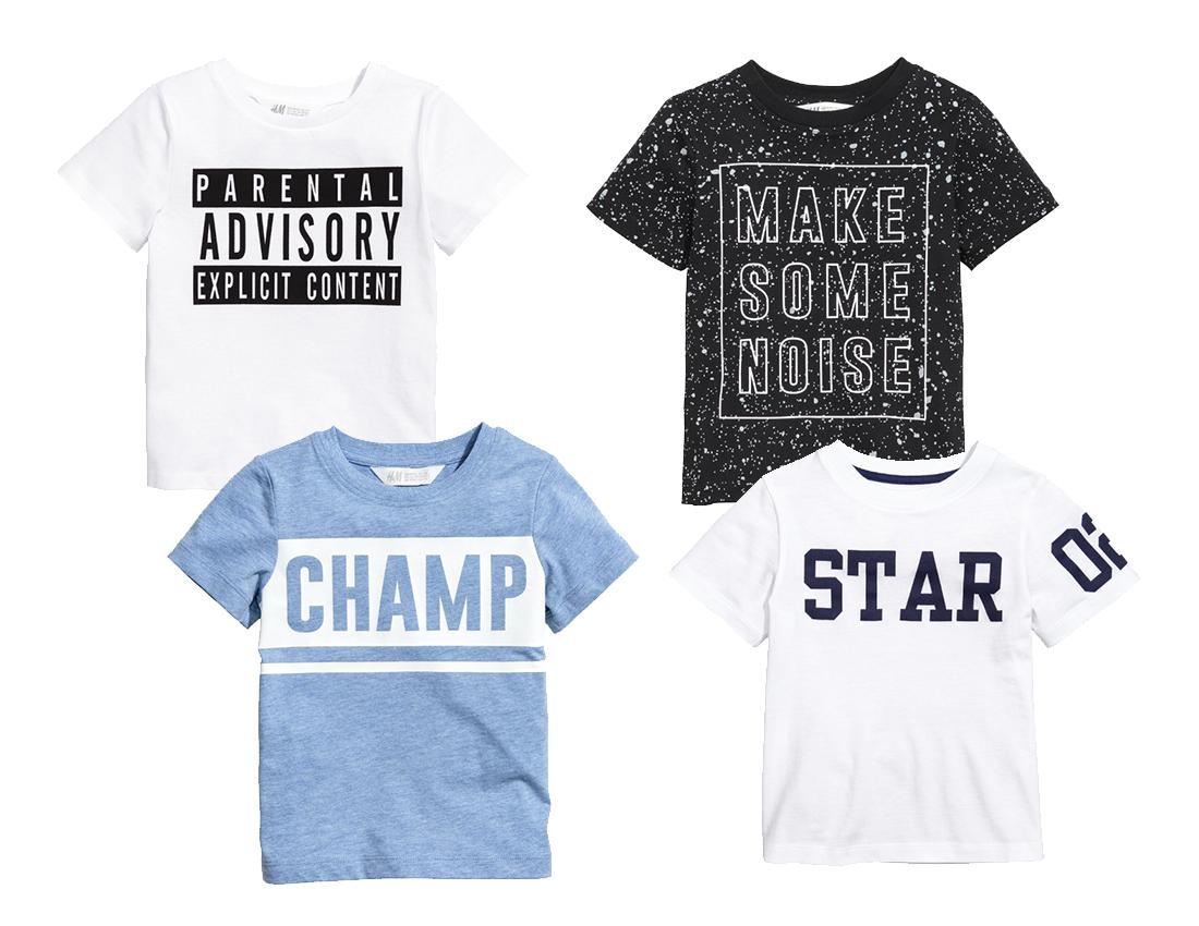H&M Barnkläder