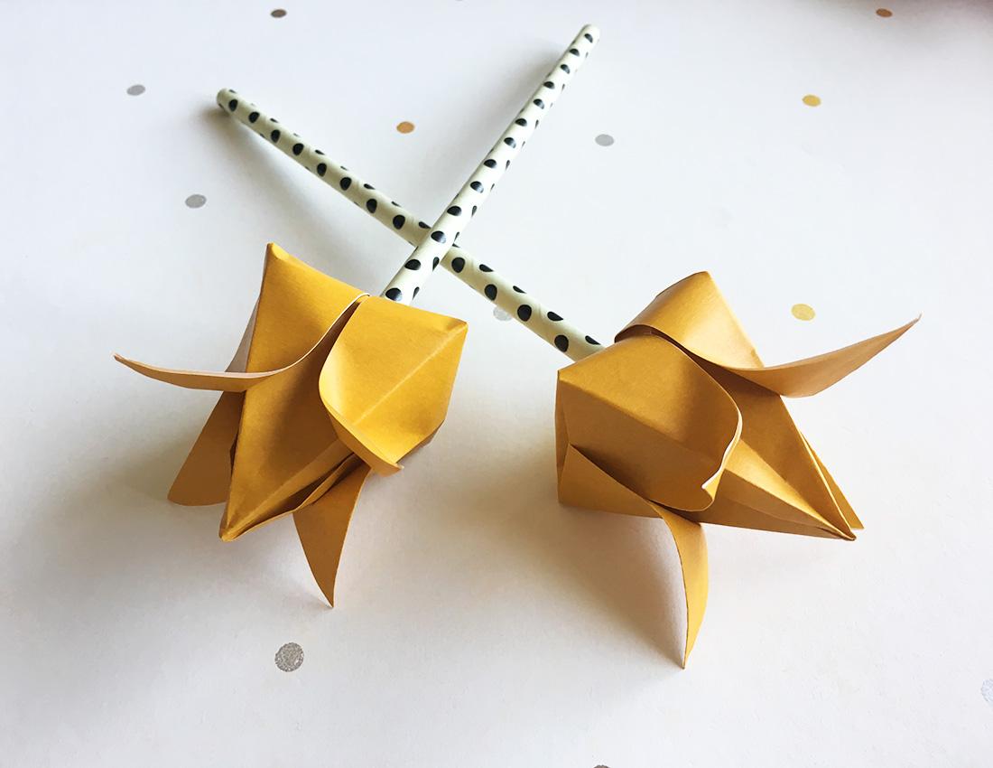 Origamitulpan
